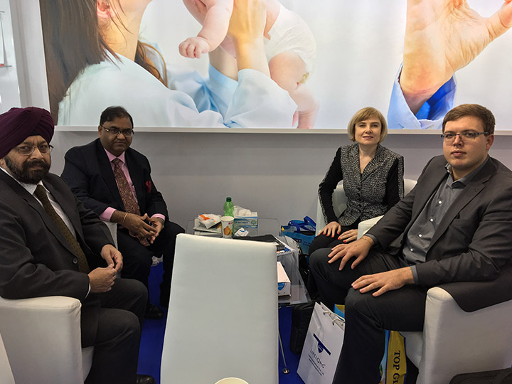 Medica 2017, Germany